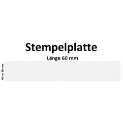 Holz 10 x 60 (Millimeter)