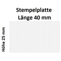 Holz 25 x 40 (Millimeter)
