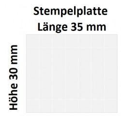Holz 30 x 35 (Millimeter)