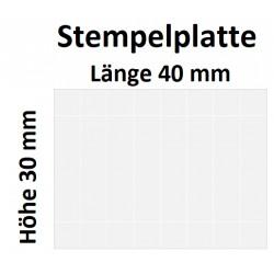 Holz 30 x 40 (Millimeter)