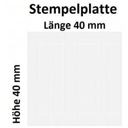 Holz 40 x 40 (Millimeter)