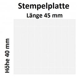 Holz 40 x 45 (Millimeter)