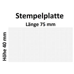 Holz 40 x 75 (Millimeter)